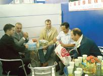 上海亚享客户沟通现场