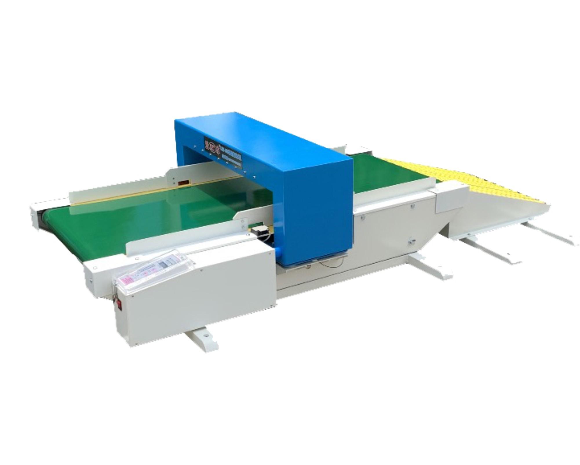 亚享SJ20-650 智能数码检针机(运动鞋工厂流水专用检针机)