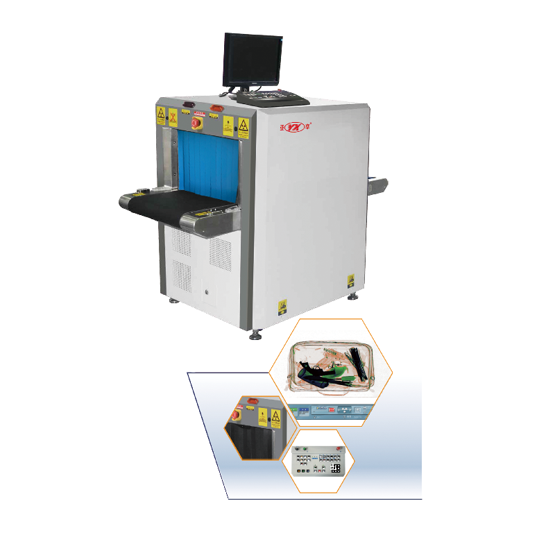 亚享YX-530A X光异物检测机