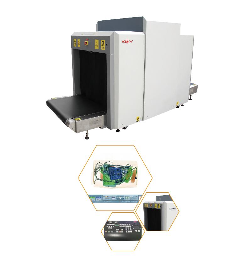 亚享YX-10080 X光异物检测机