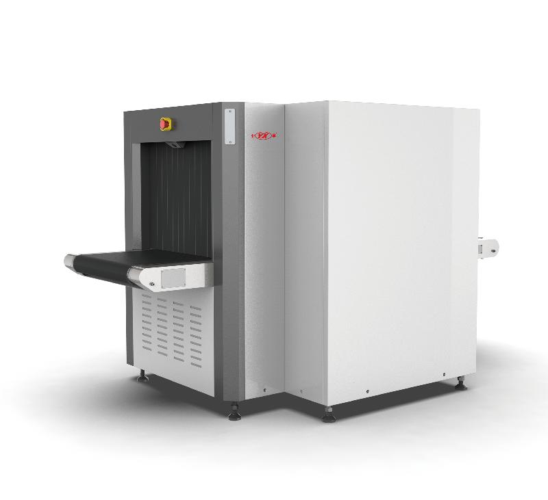 亚享YX-6550DV  X光异物检测机